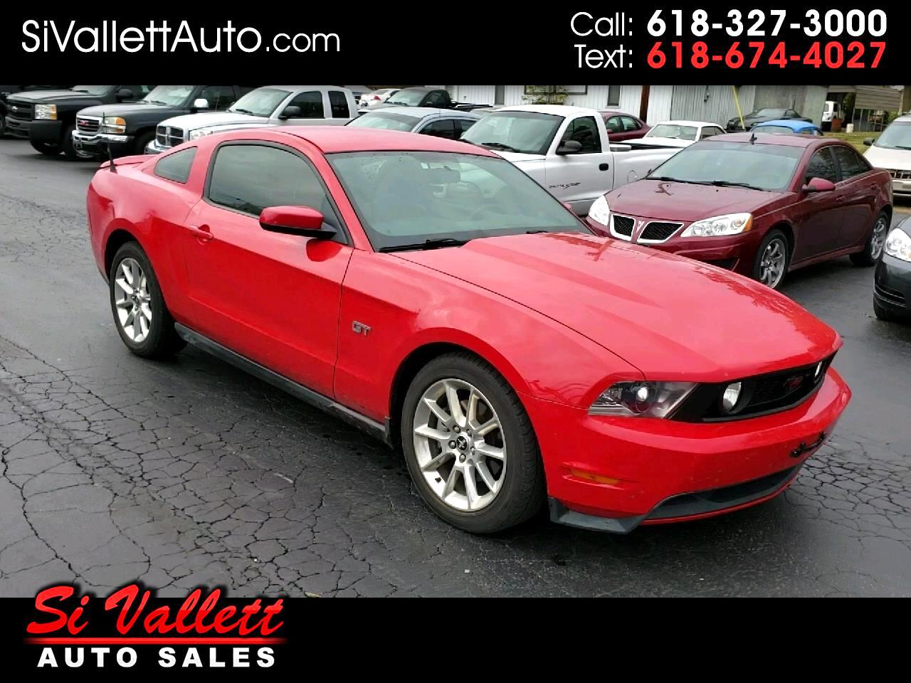 2010 Ford Mustang 2dr Cpe GT