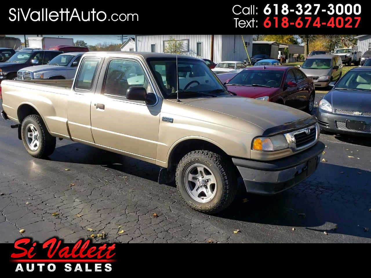 1999 Mazda B-Series 2WD Truck Ex Cab Shortbed 4X2
