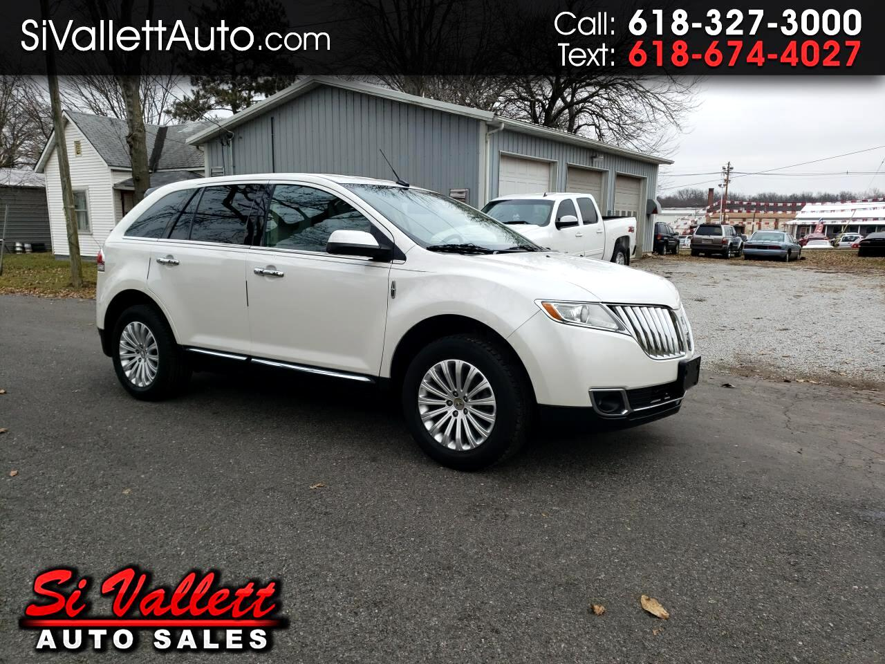 2013 Lincoln MKX AWD 4dr Select