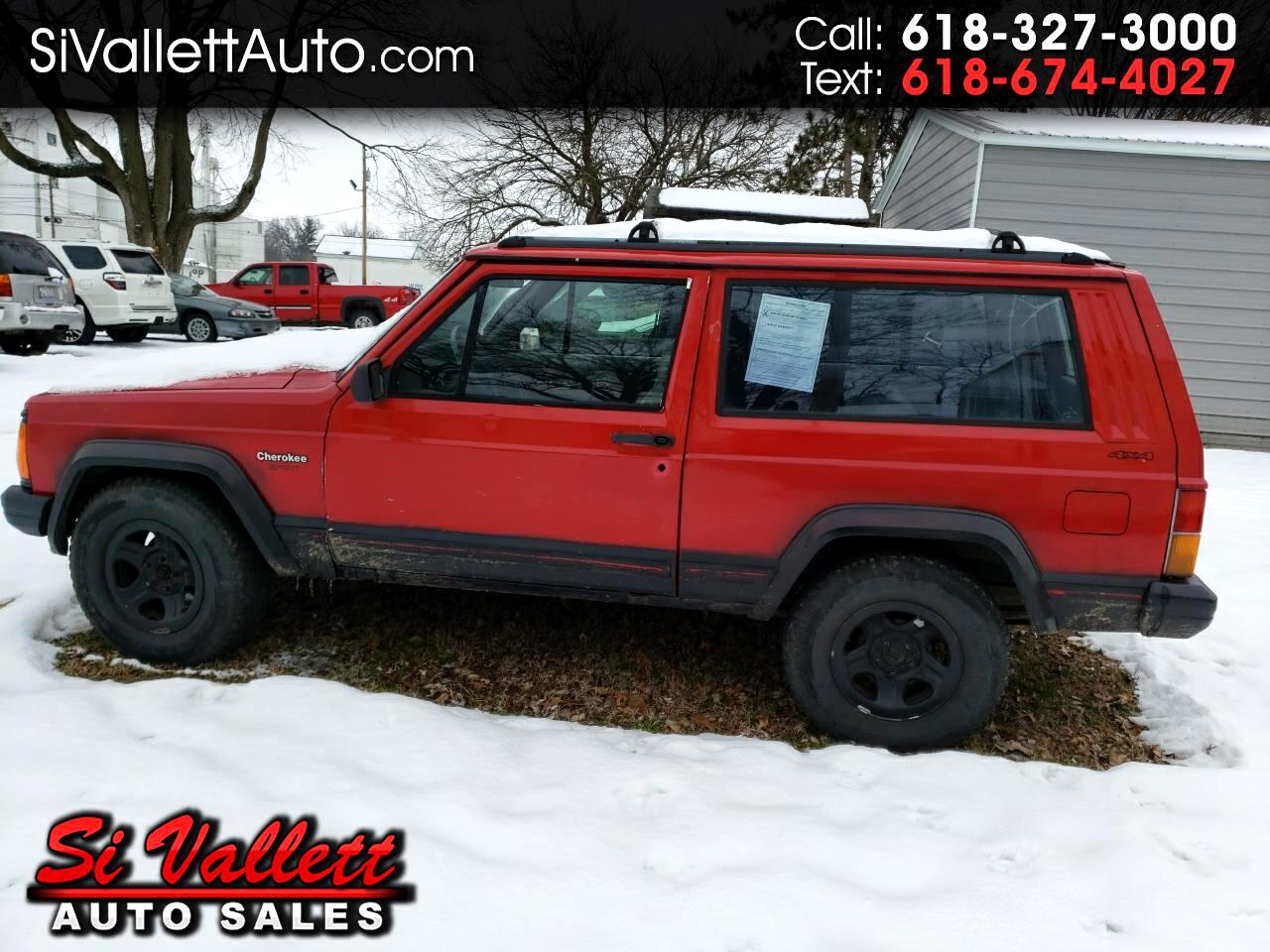 1994 Jeep Cherokee 2dr Sport 4WD