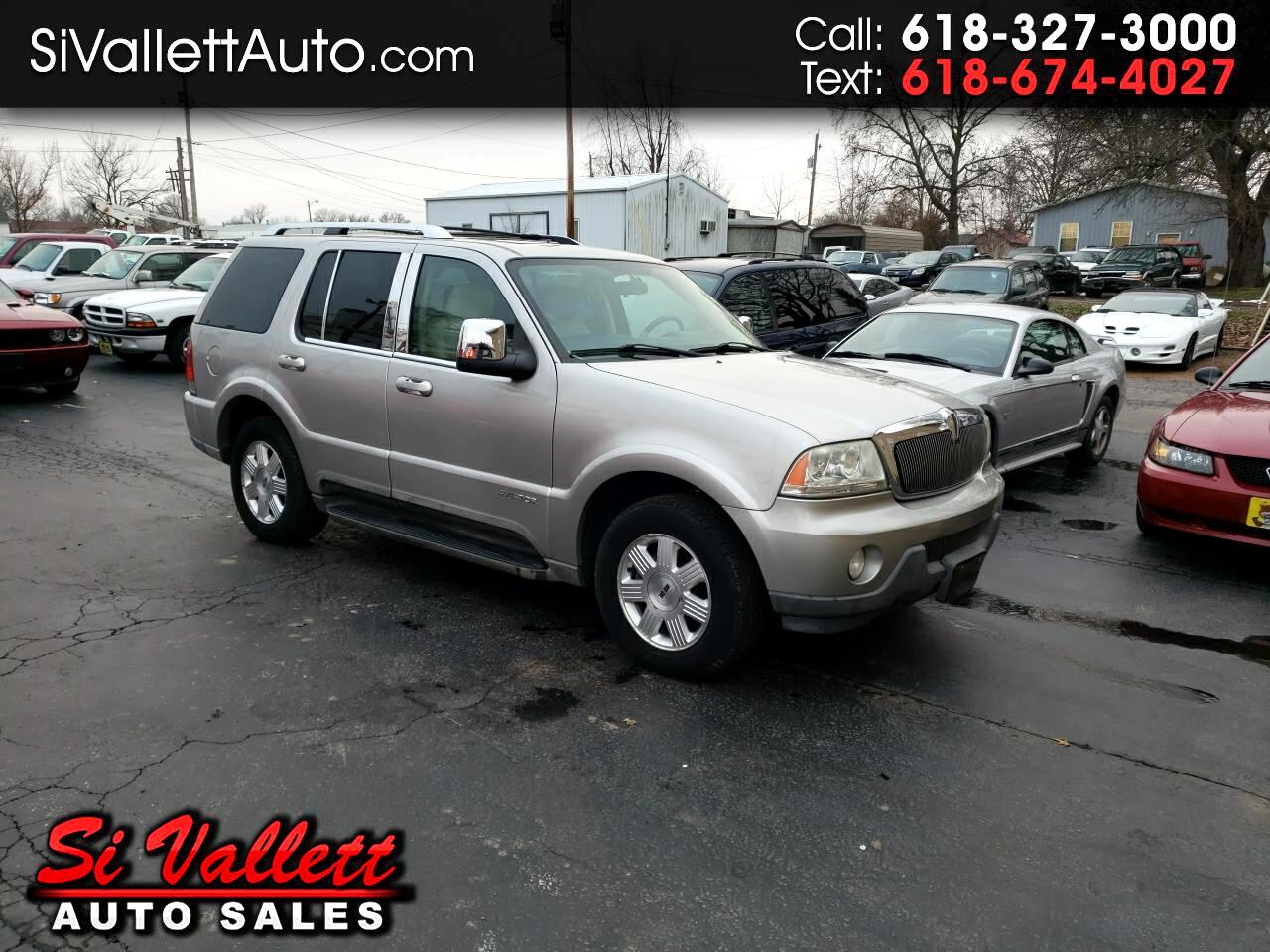 2003 Lincoln Aviator AWD Premium