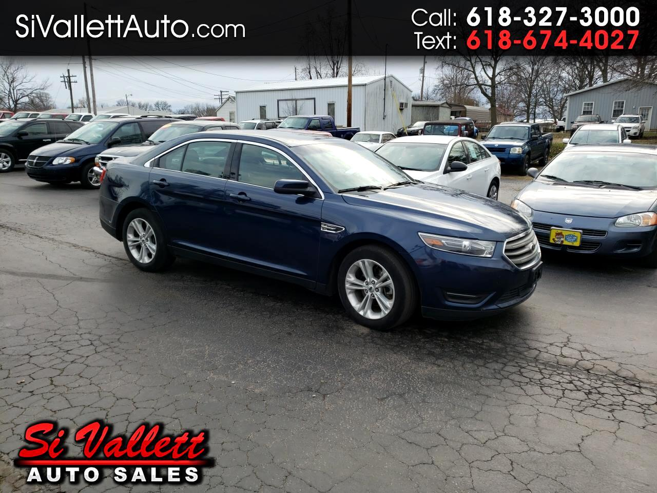 Ford Taurus 4dr Sdn SEL AWD 2016