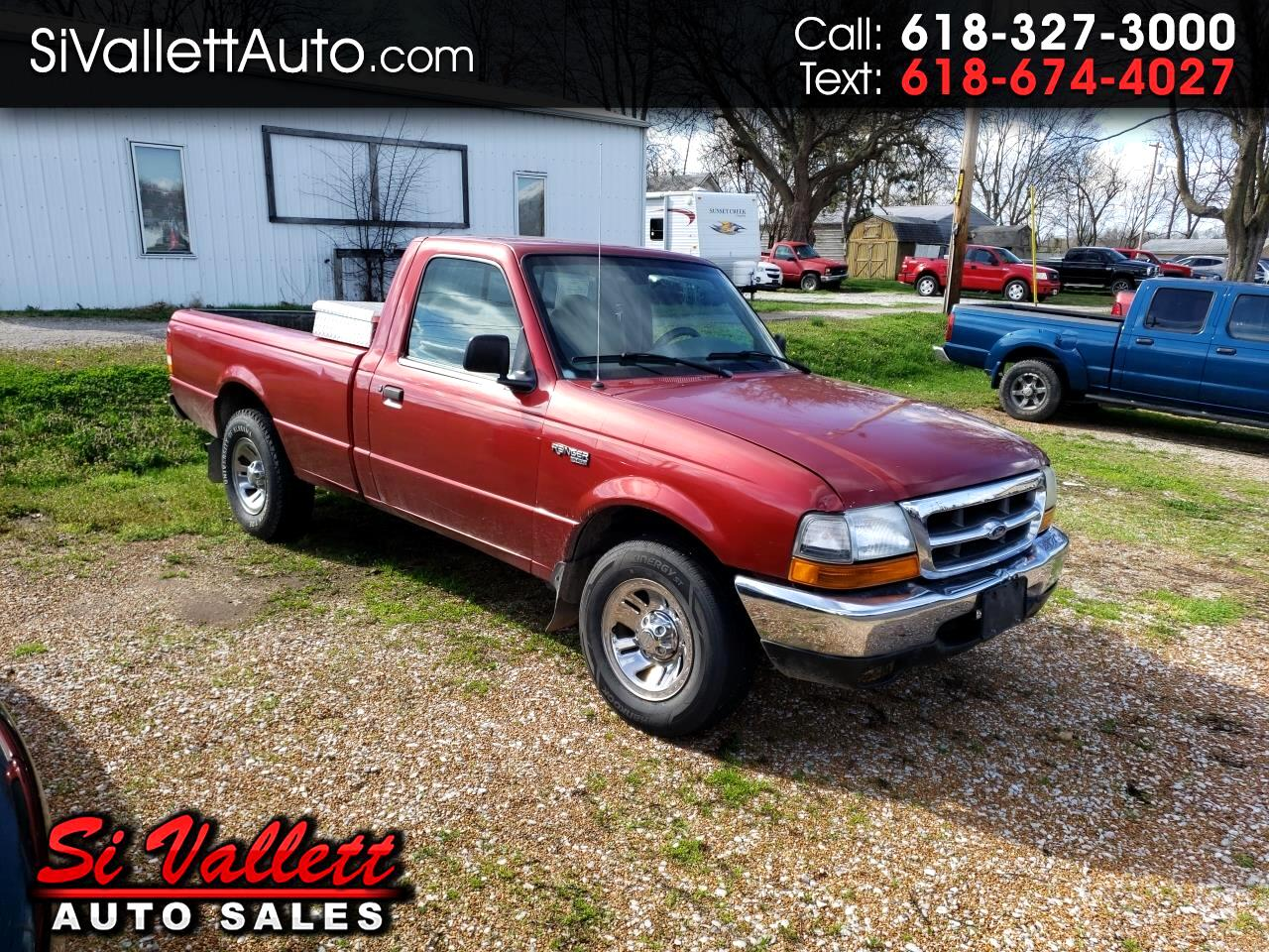 Used 1999 Ford Ranger for Sale in St  Louis MO 63101 SI