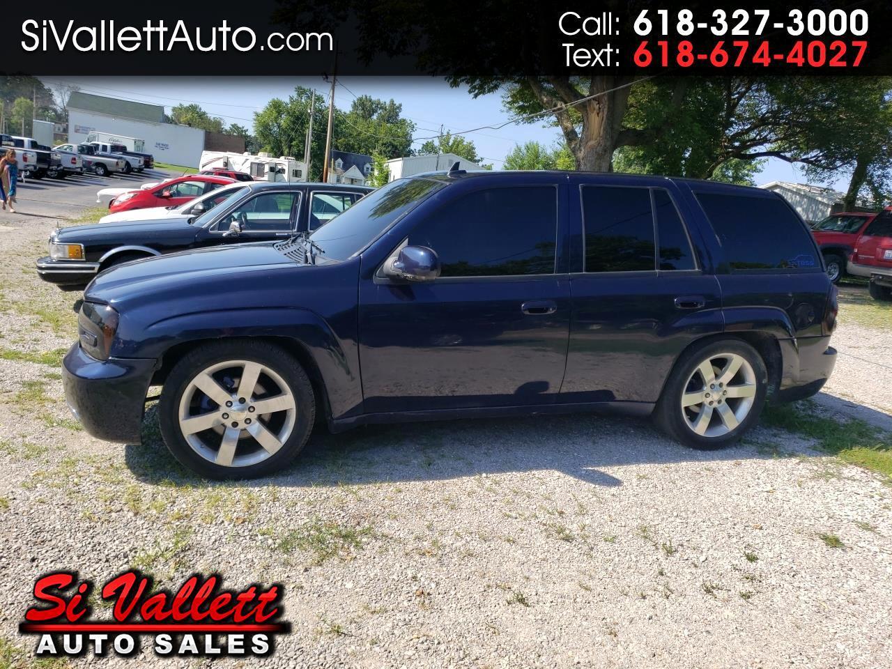 2008 Chevrolet TrailBlazer 2WD 4dr SS w/3SS
