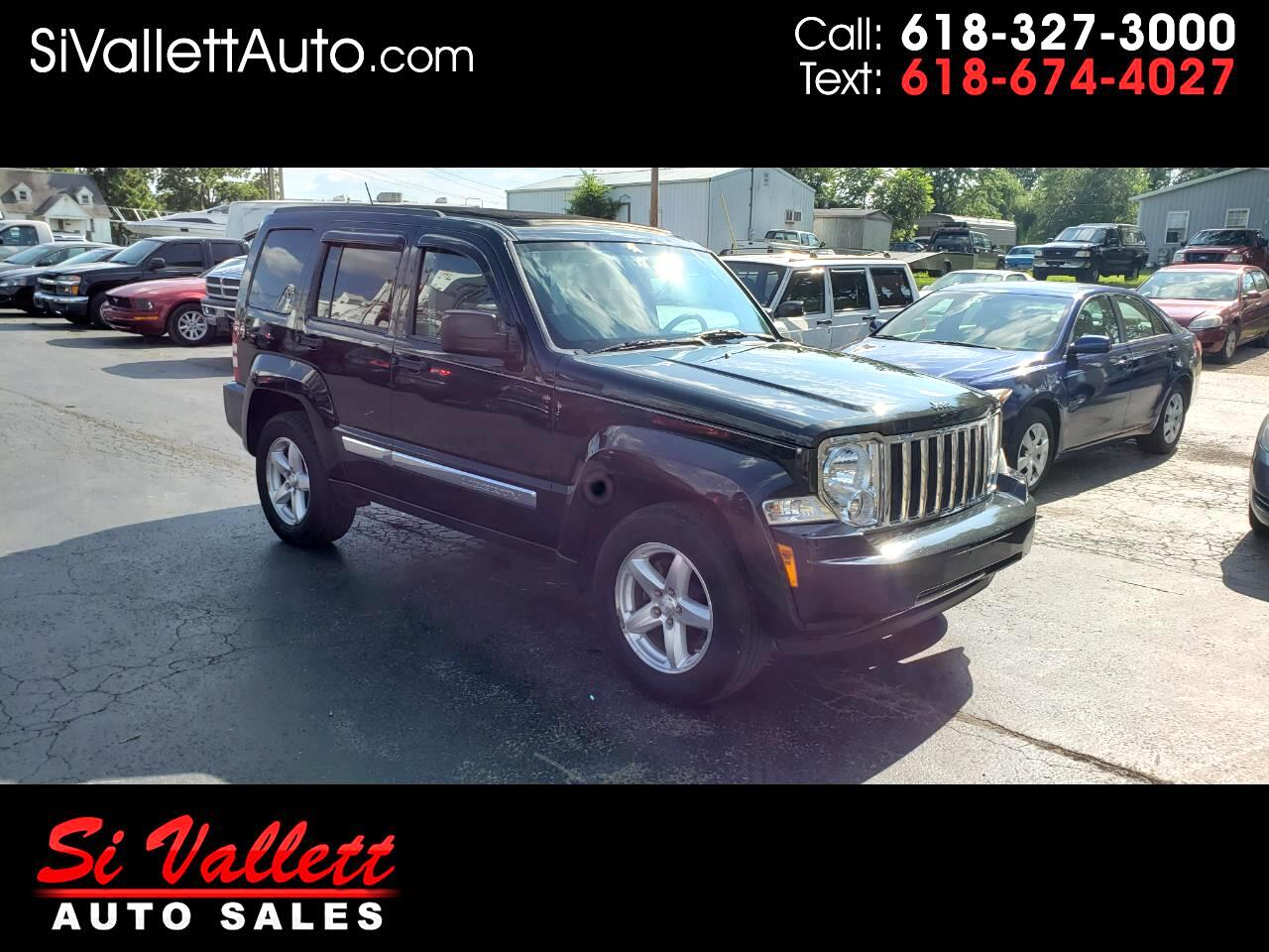 Jeep Liberty 4WD 4dr Limited 2008