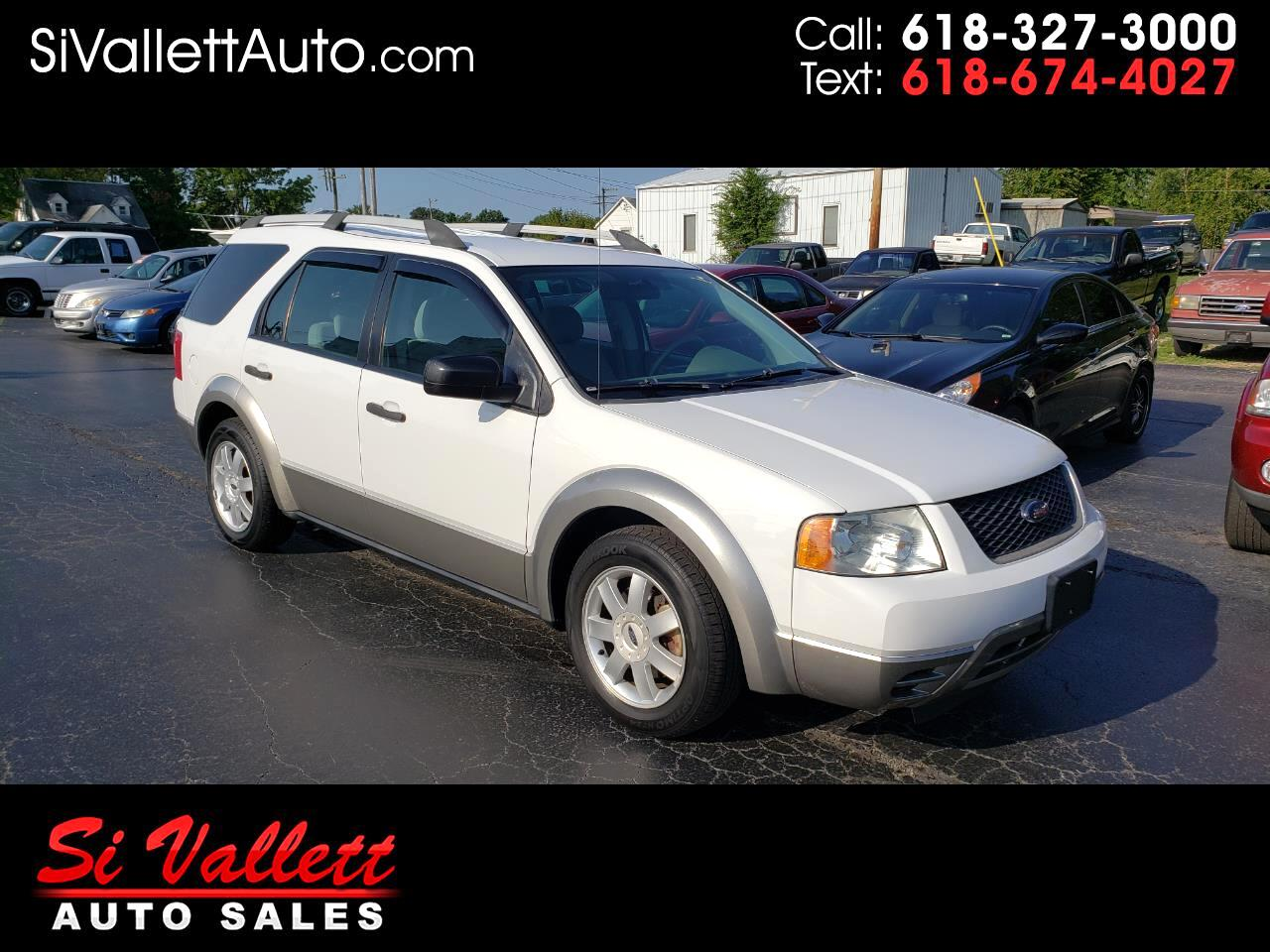 Ford Freestyle 4dr Wgn Limited FWD 2006