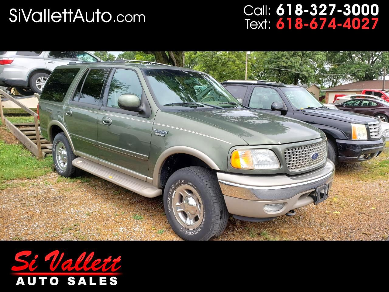 """Ford Expedition 119"""" WB Eddie Bauer 4WD 2001"""