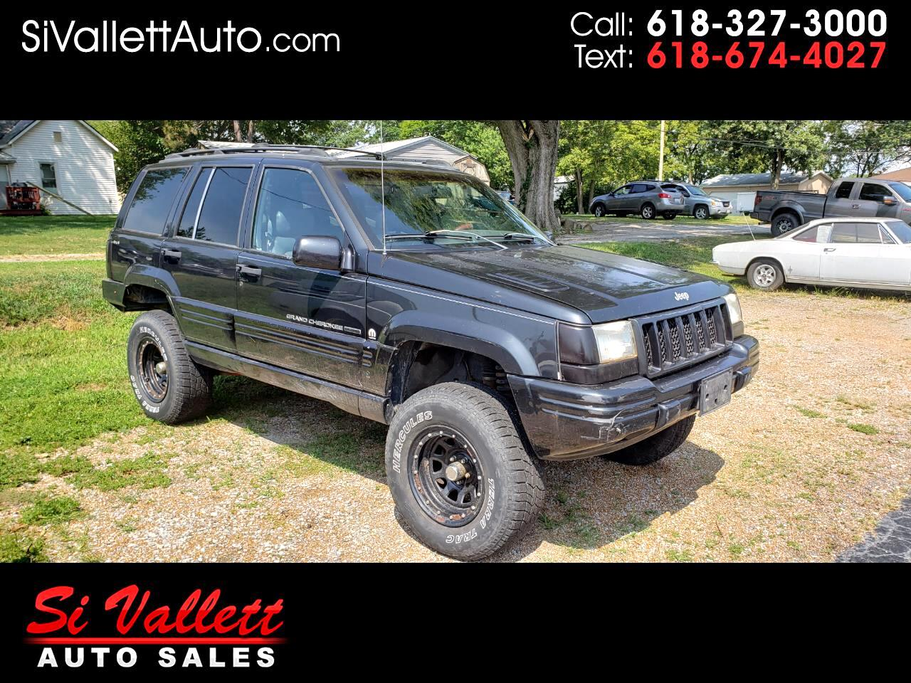 Jeep Grand Cherokee 4dr Limited 4WD 5.9 1998