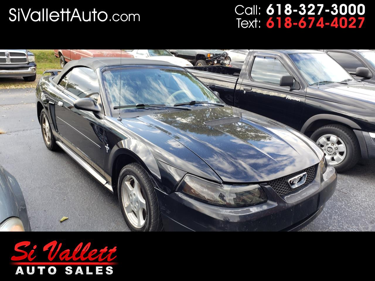 Ford Mustang 2dr Convertible Premium 2002