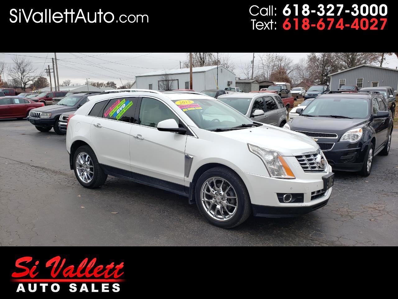 Cadillac SRX AWD 4dr Premium Collection 2013