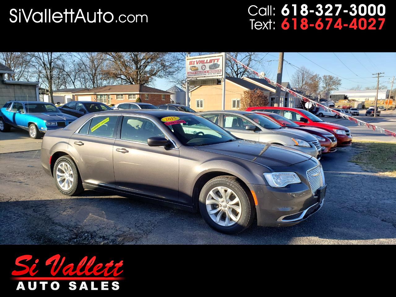 Chrysler 300 4dr Sdn Limited RWD 2015
