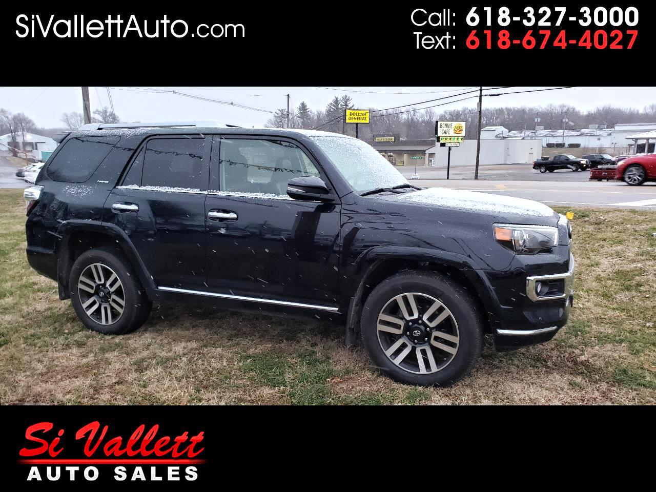 Toyota 4Runner 4dr Limited 3.4L Auto 4WD 2016