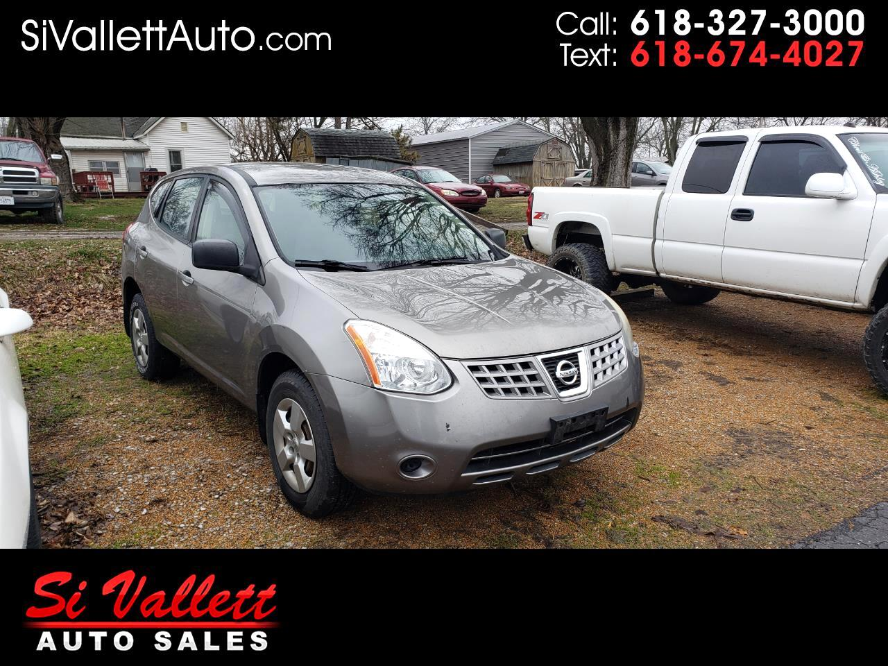 Nissan Rogue FWD 4dr S 2009