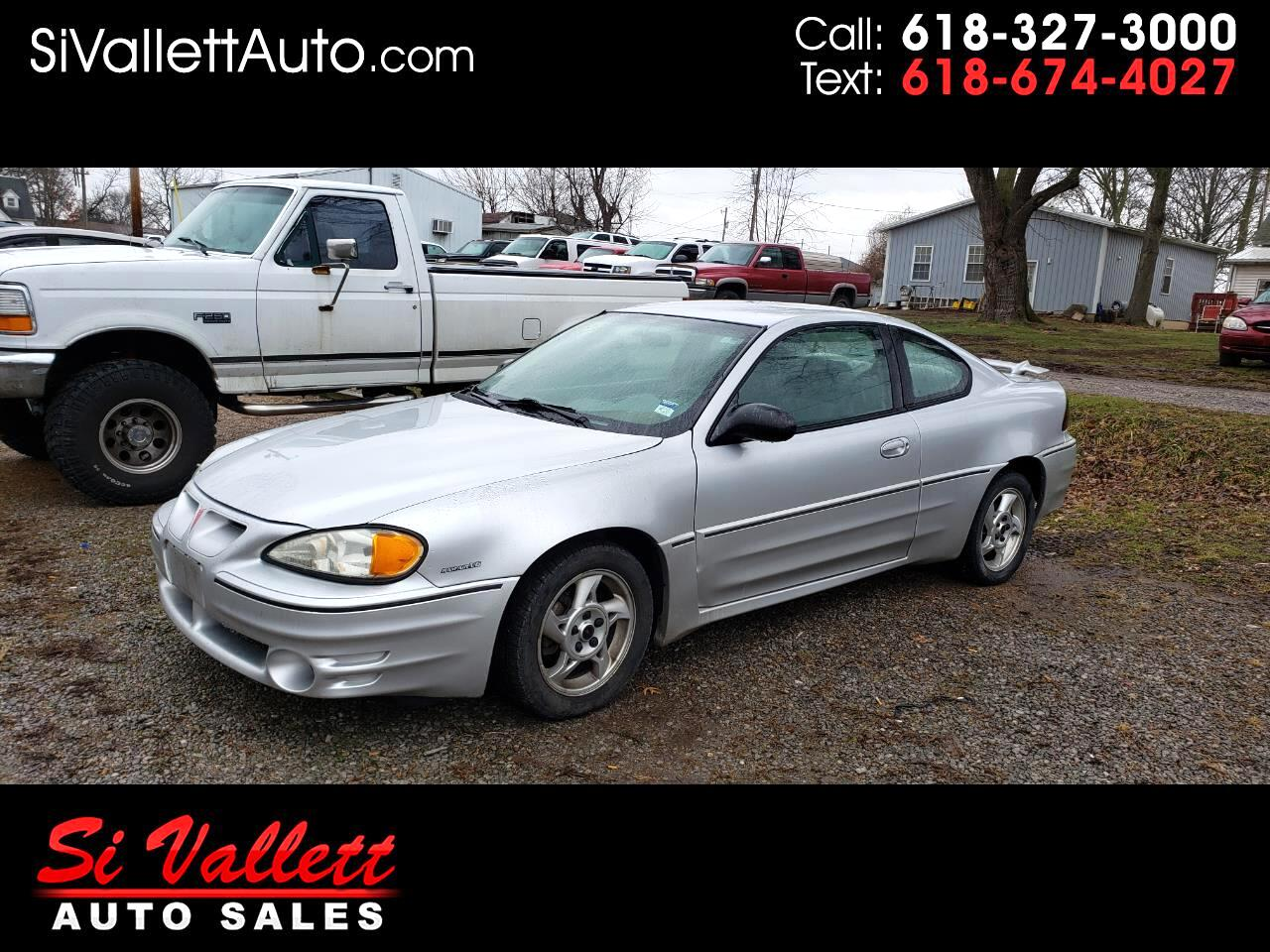 Pontiac Grand Am 2dr Cpe GT 2004