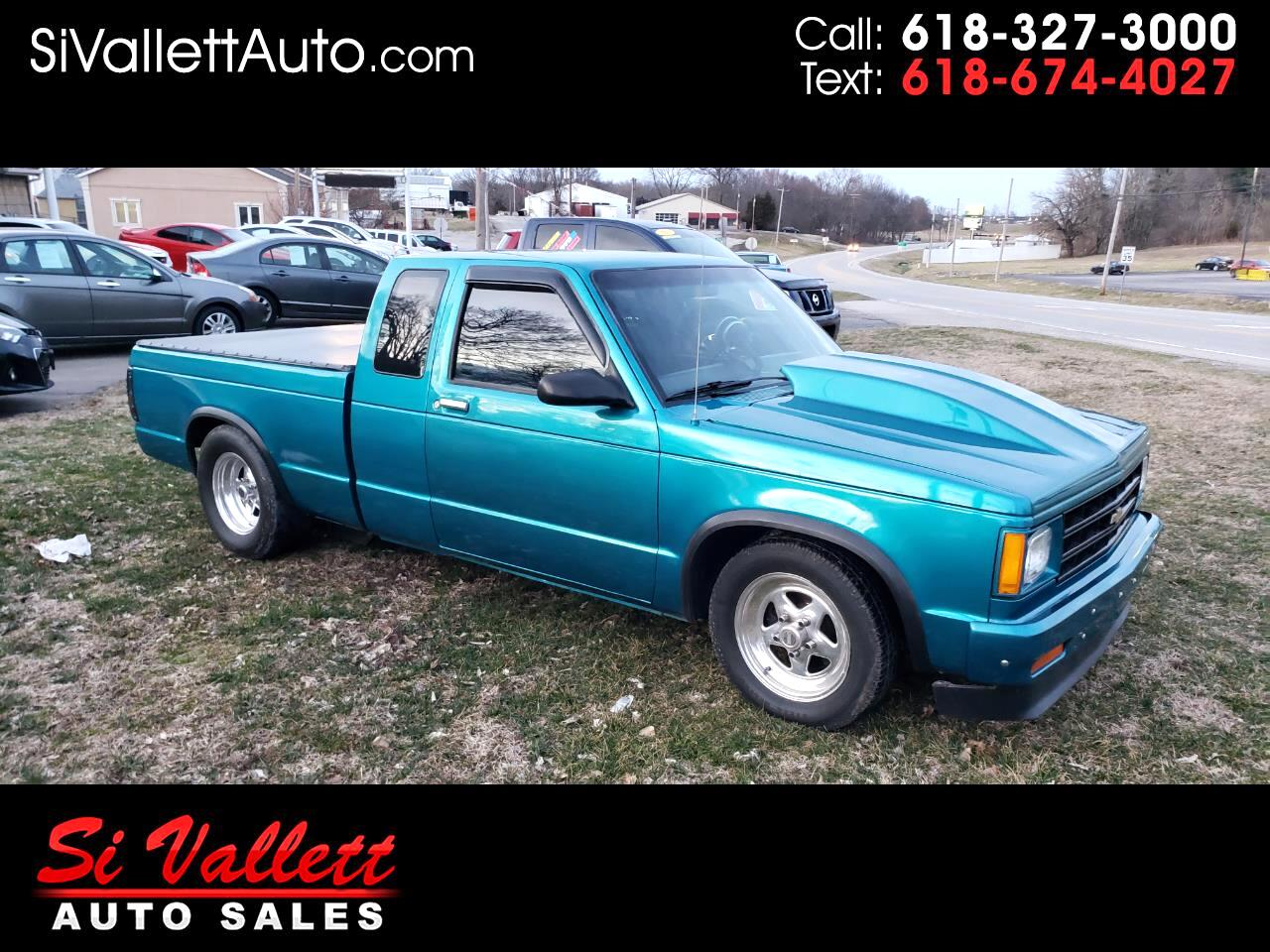 Chevrolet S-10 Fleetside 6' 1984