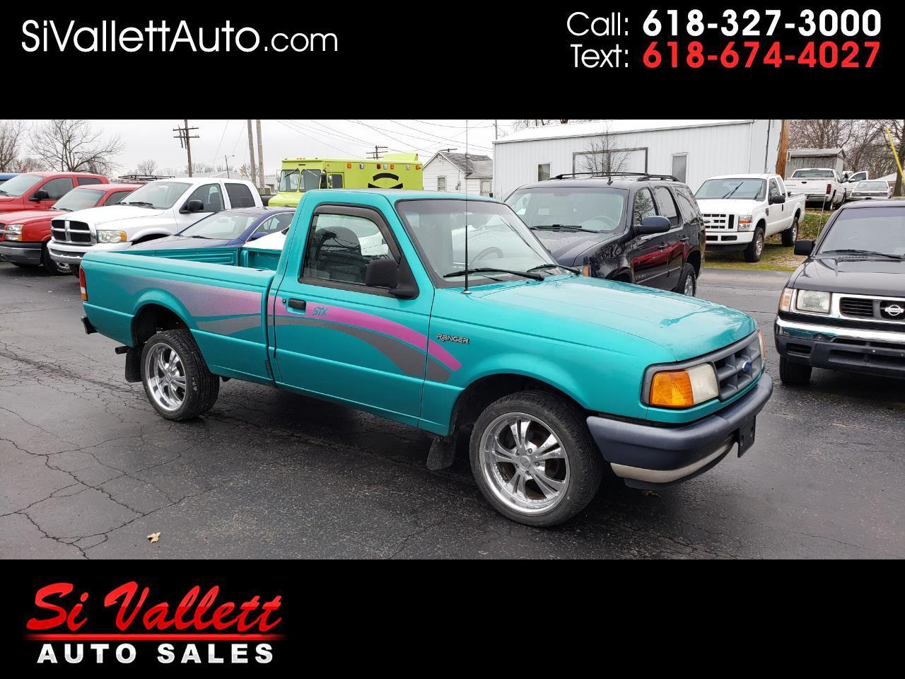"""Ford Ranger 108"""" WB Splash 1994"""