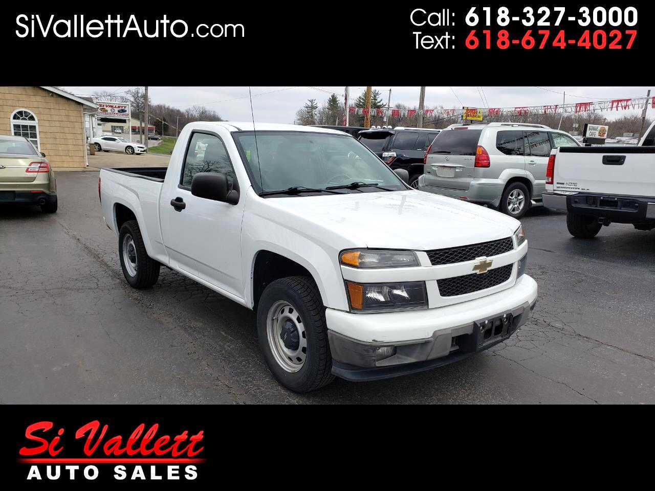 "Chevrolet Colorado 2WD Reg Cab 111.2"" Work Truck 2011"