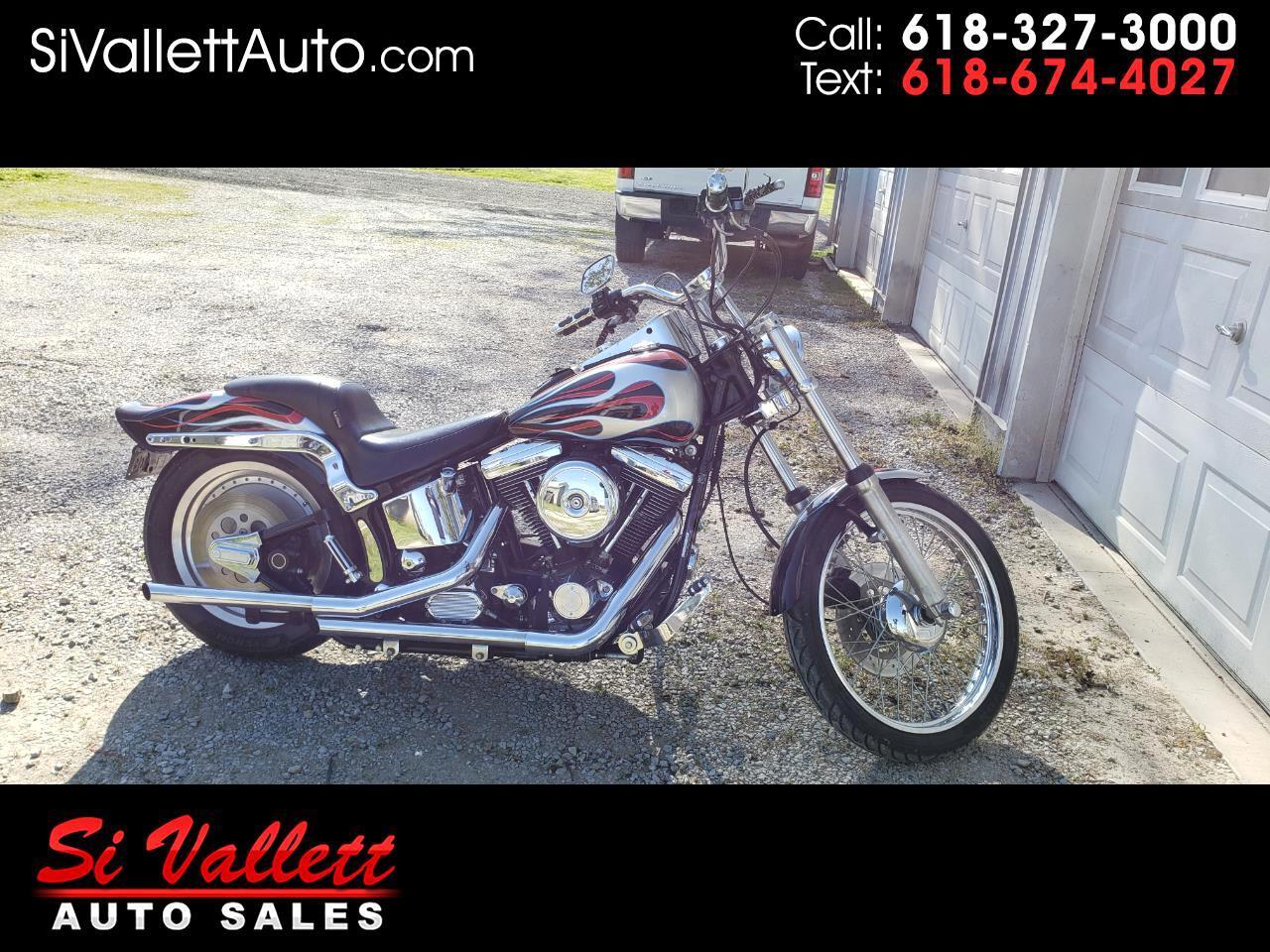 Harley-Davidson Softail Custom  1992
