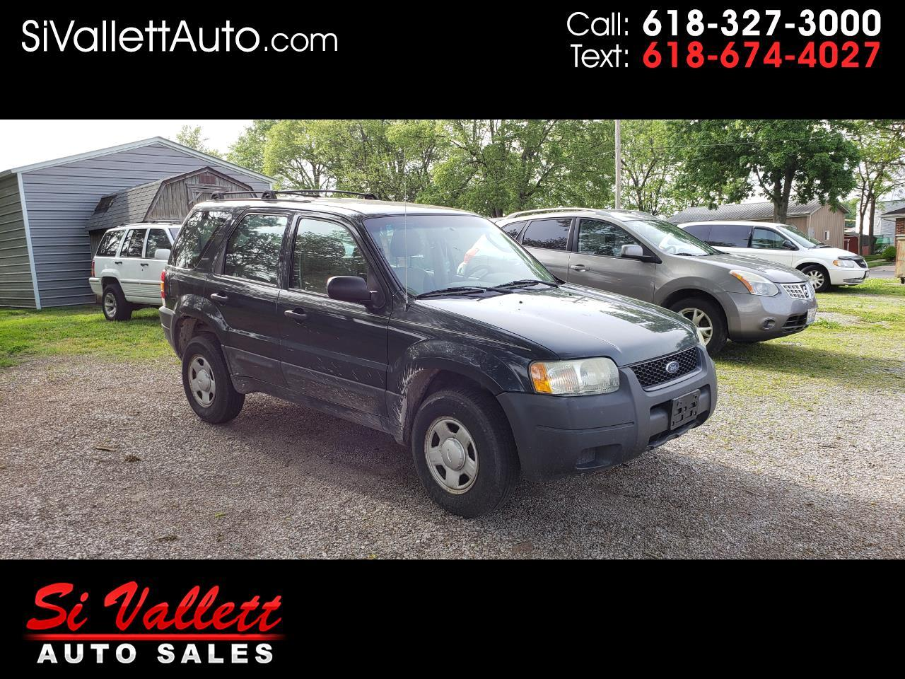 "Ford Escape 4dr 103"" WB XLS 4WD 2004"