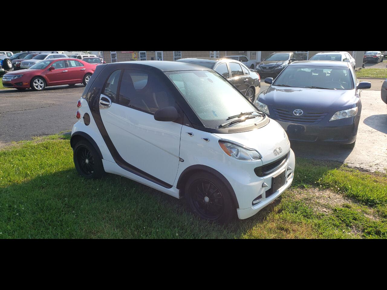 smart Fortwo 2dr Cpe Passion 2012