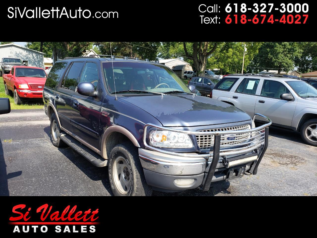 "Ford Expedition 119"" WB Eddie Bauer 4WD 1999"