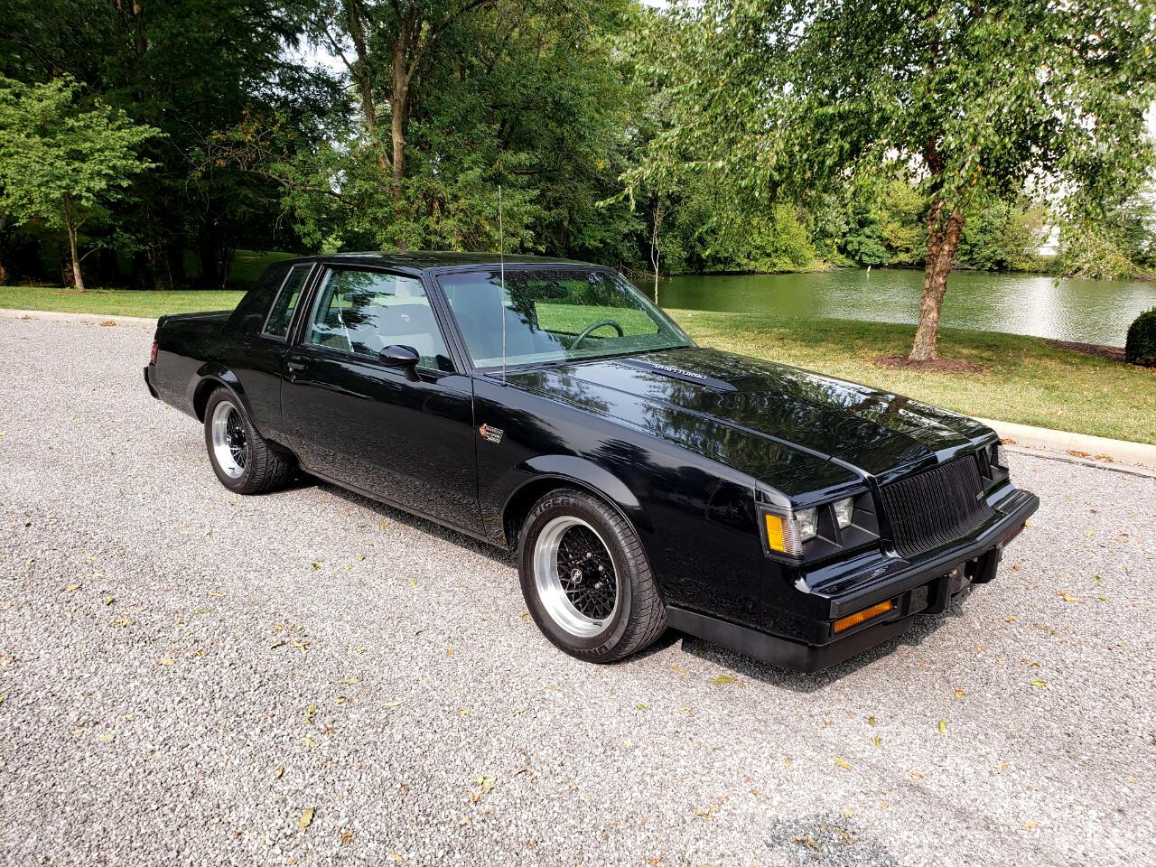 Buick Regal 2dr Coupe 1987