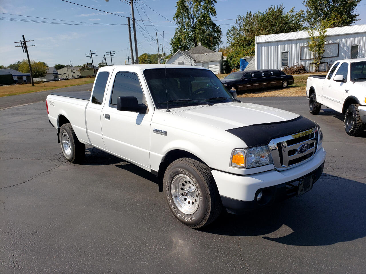 "Ford Ranger 4WD 4dr SuperCab 126"" FX4 Off-Rd 2008"