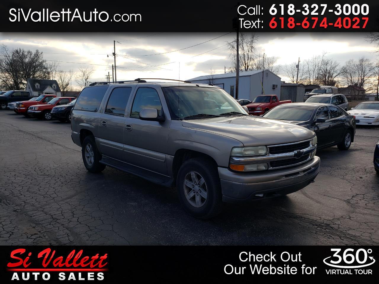 Chevrolet Suburban 4dr 1500 LT 2002