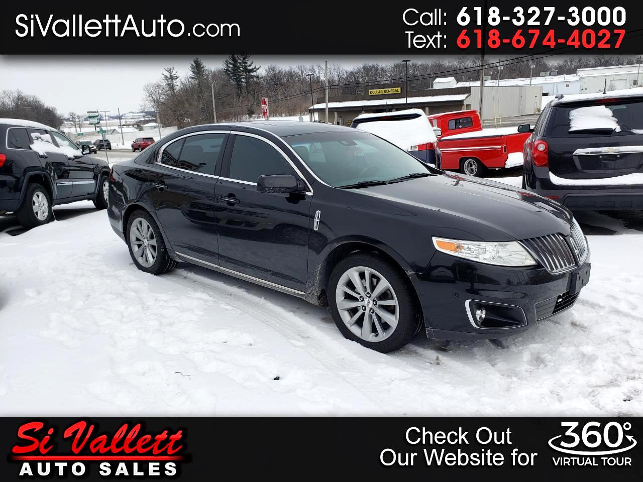 Lincoln MKS 4dr Sdn 3.5L AWD w/EcoBoost 2011