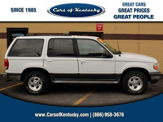 1998 Ford Explorer Eddie Bauer 4-Door 4WD