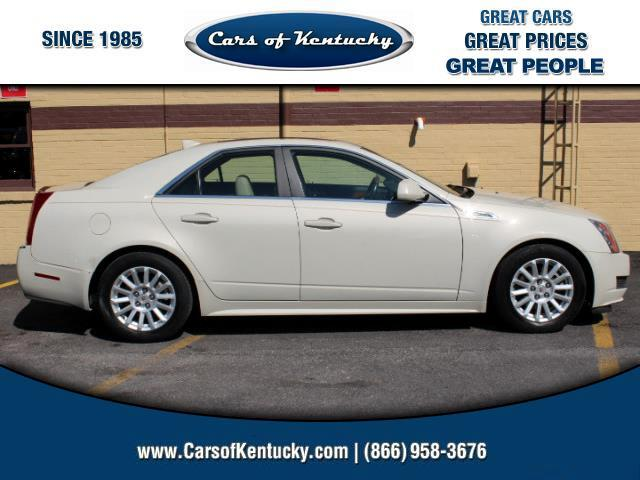 2010 Cadillac CTS 3.0L Luxury AWD