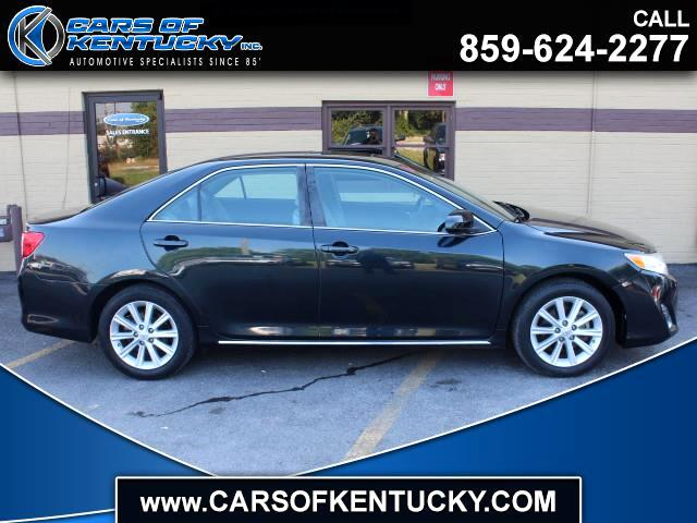 2014 Toyota Camry LE 5-Spd AT