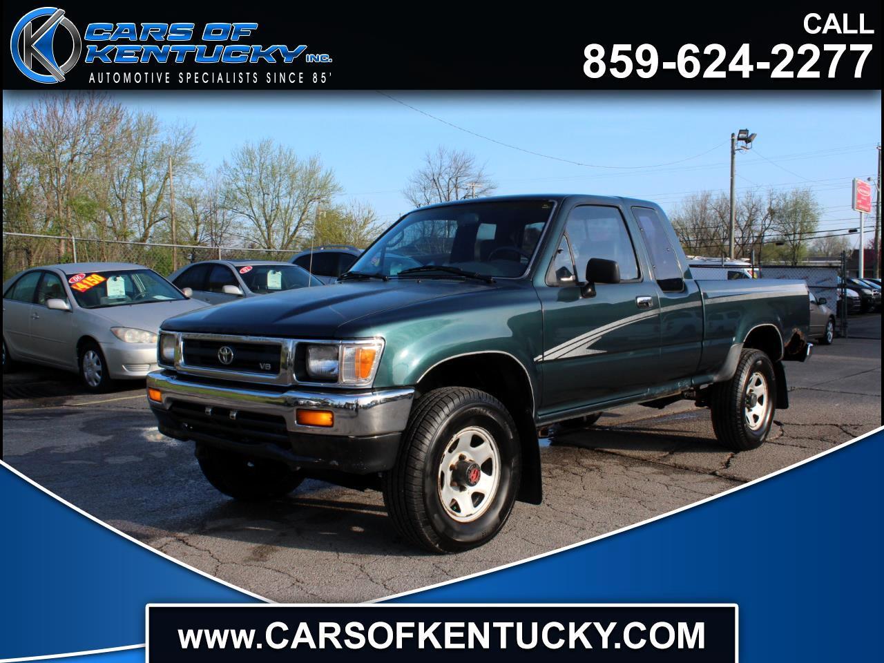 1994 Toyota Pickup DX V6 Xtracab 4WD