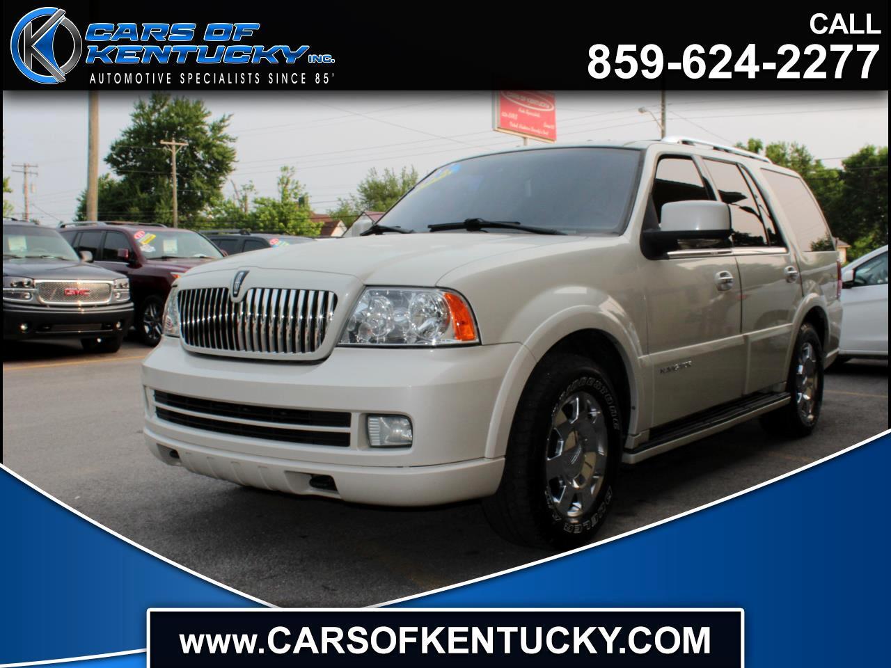 2006 Lincoln Navigator 4WD Luxury