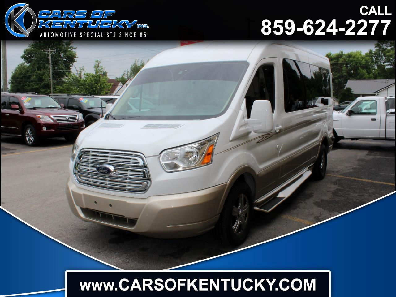 2015 Ford Transit 250 Van High Roof w/Sliding Pass 148-in WB