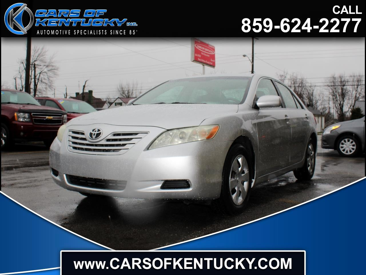 Toyota Camry LE 5-Spd AT 2009