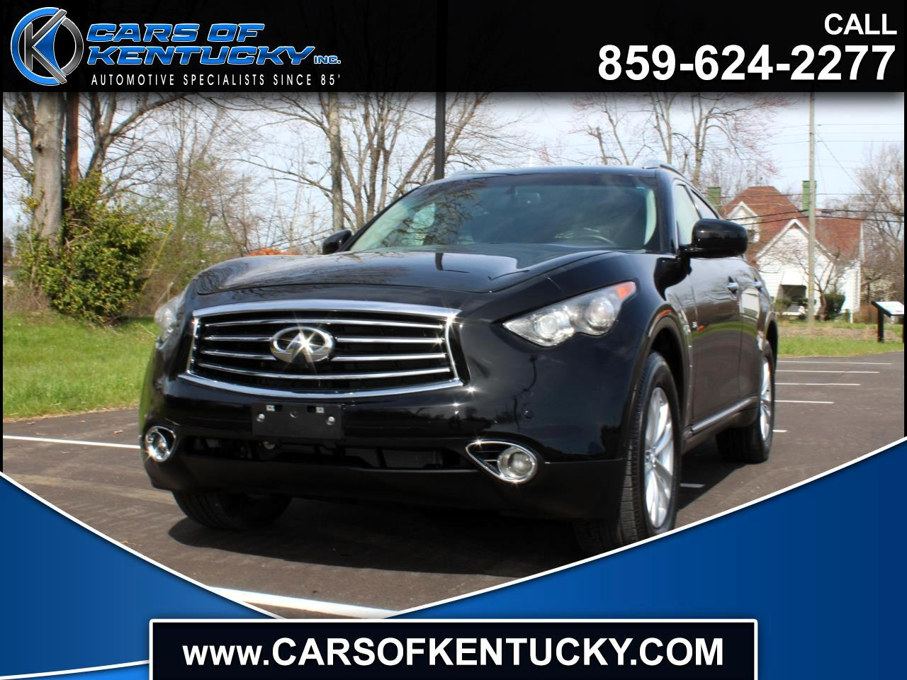 Infiniti QX70 Base AWD 2016
