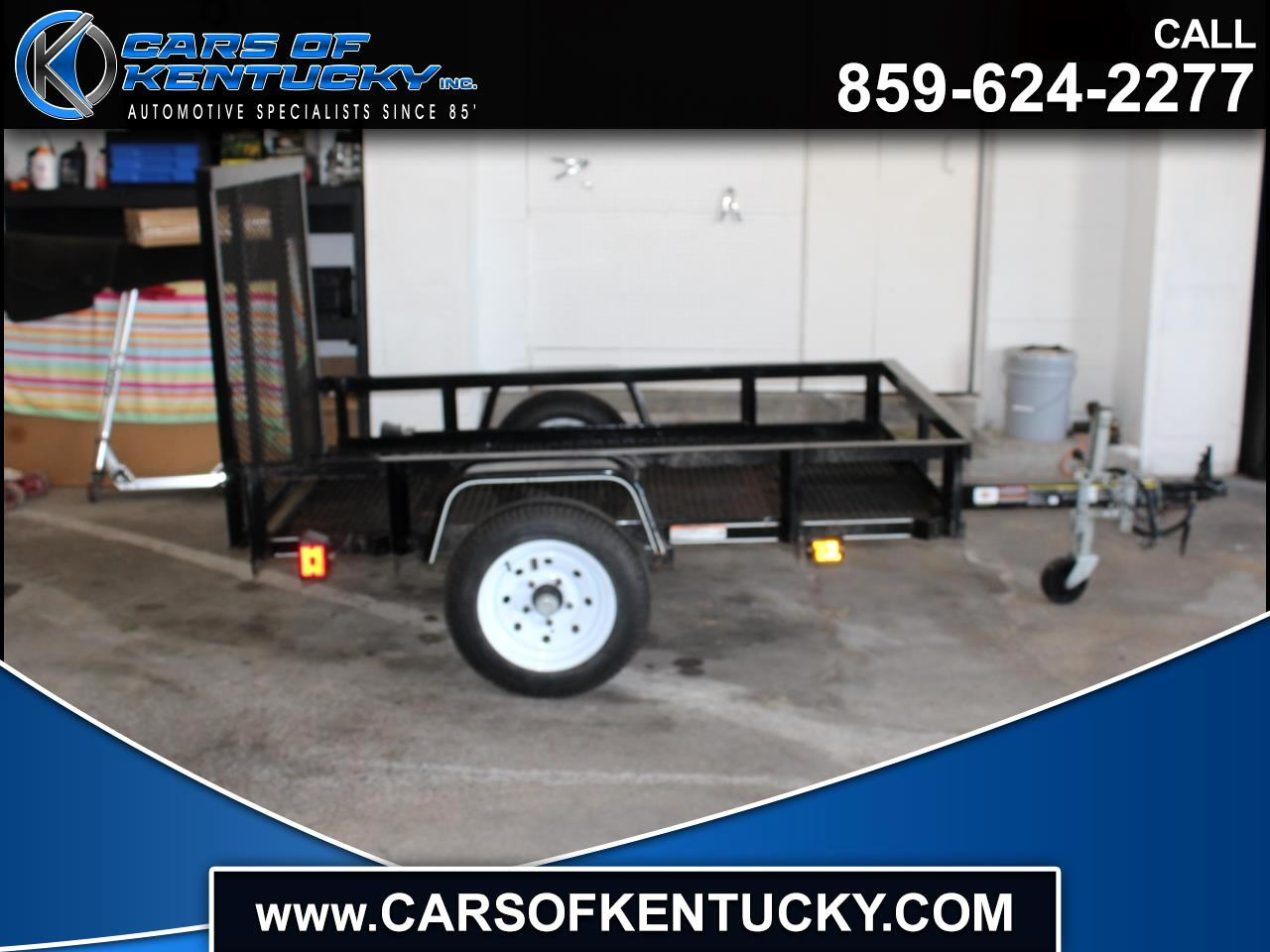 Trailer Used  2019