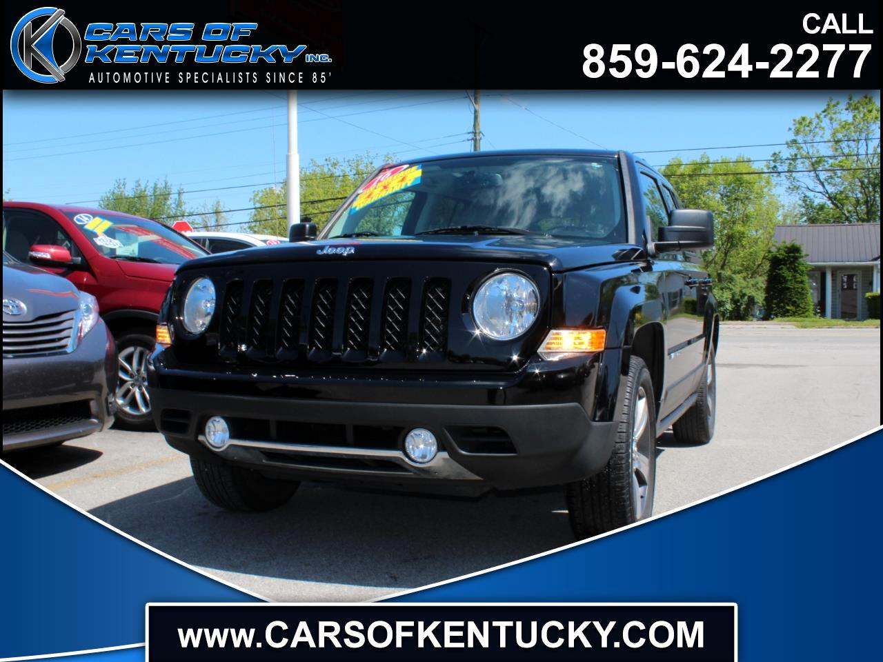 Jeep Patriot Latitude 4WD 2016