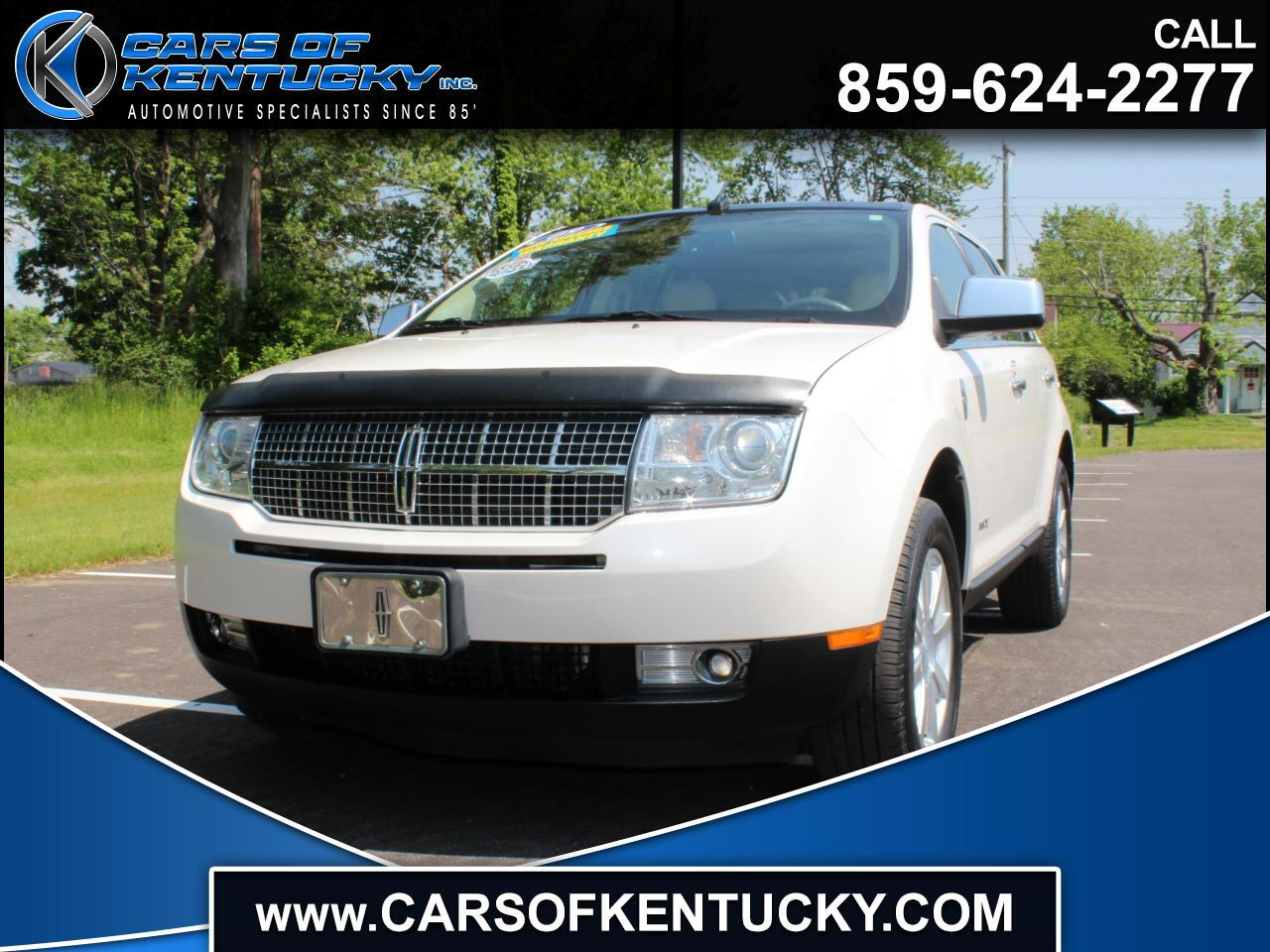 Lincoln MKX FWD 2009