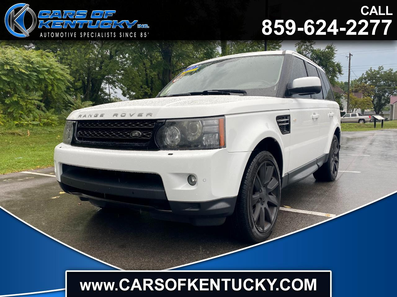 Land Rover Range Rover Sport 4WD 4dr HSE 2013