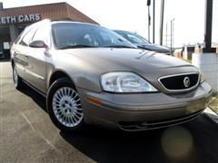 2002 Mercury Sable Wagon