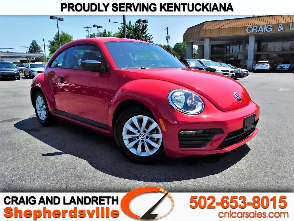 2017 Volkswagen Beetle 1.8T Fleet Auto