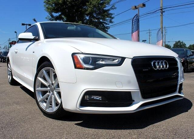 2016 Audi A5 2.0T Premium quattro 8A