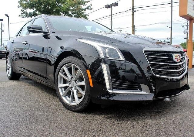 Cadillac CTS 3.6 Luxury 2019