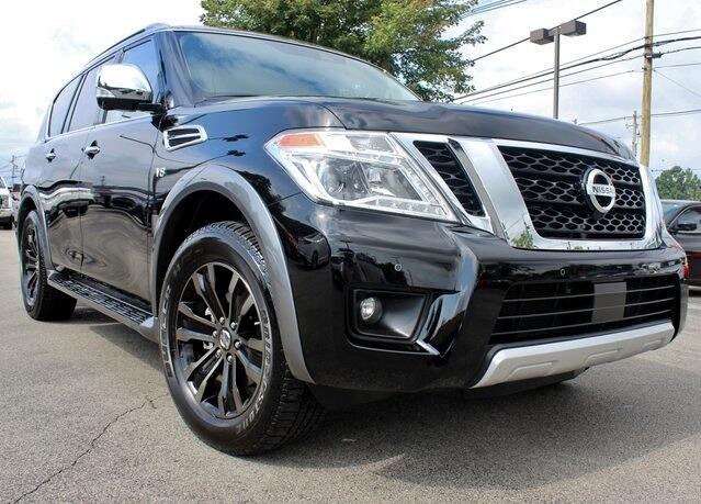 2018 Nissan Armada Platinum AWD