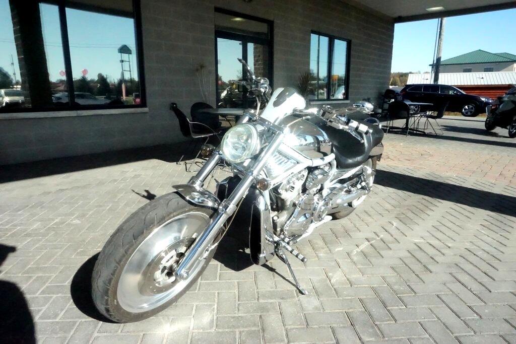 Harley-Davidson VRSC  2002