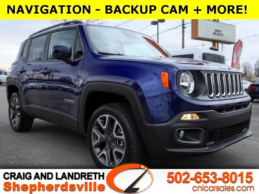 Jeep Renegade Latitude 4WD 2018