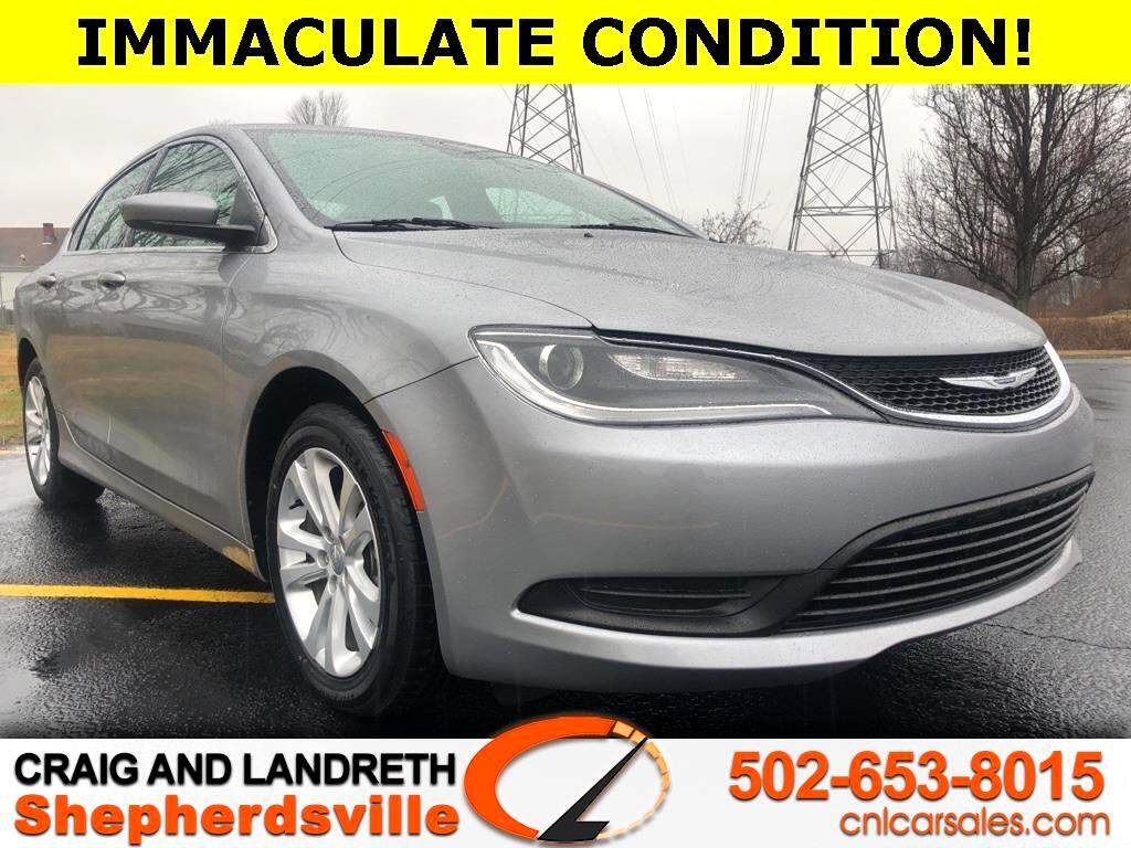 Chrysler 200 LX 2017