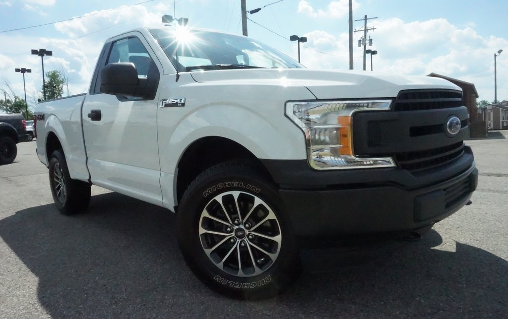 Ford F-150 XL 8-ft. Bed 2WD 2018
